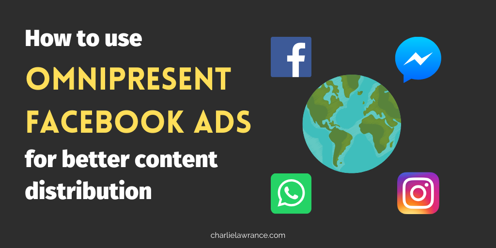 How to Use Omnipresent Facebook Ads for Better Content Distribution